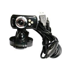 1.3MP USB 2.0 Webcam With 3 LED Lights