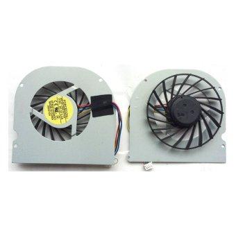 100%new FOR ASUS X82S X82A X83 F83 X88V X85E F81CE F81SE F80CR F80 F80I F80s F80N F80R F80H F81E Laptop Cpu Cooling Fan Cooler Silver (Intl)