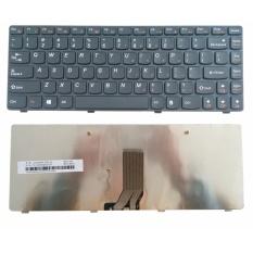 100% NEW Keyboard For Lenovo OEM G480 G485 Z380 Z480 Z485 G410 G490G400 G405 G410 US Laptop Keyboard Black - Intl