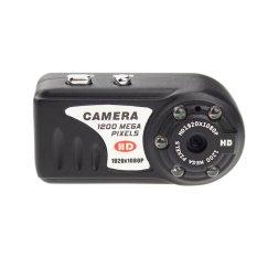 1080P HD Mini Hidden Thumb DV DVR Spy CameraCamcorderRecorder (Black) - Intl
