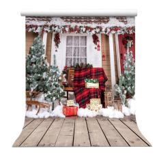 1,5 m x 2,1 m vinil Natal fotografi Studio foto latar belakang alat peraga model dekorasi E - International