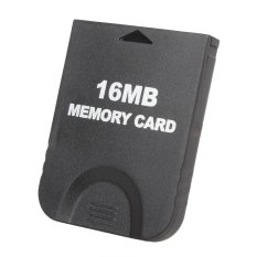 16MB Memory Card (251 Blocks) Designed for Nintendo Gamecube and for Wii Console System Storage GC - intl(Neutral 16MB)
