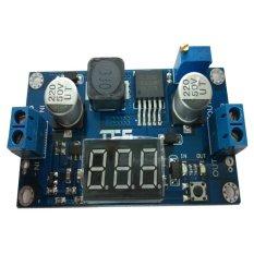 1Pcs XL6009 DC 4.5-32V To 5-52V Boost Step-up Power Supply Module + LED Voltmeter
