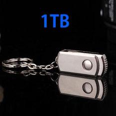 1TB Light Colour USB 2.0 Flash Drive Memory Stick U Disk Silver