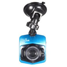 "2.4"" Full HD 1080P Car DVR Vehicle Camera Video Recorder Dash HDMI Blue"