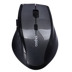2.4GHz Wireless Optical Gaming Mouse Mice Gray