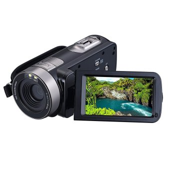 2.7 LCD Screen Digital Video Camcorder Night Vision 24MP Camera HD Digital Camera