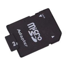 2GB High Capacity Flash MicroSD TF Memory Card 2 G With SD Adapter - Intl