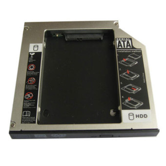 2nd Hard Disk Drive Hdd Ssd Caddy For Asus Ul50 Ul50vt (Intl)