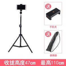 3253iPhone SLR camera, single video camera, mobile phone camera, universal tripod - three - intl