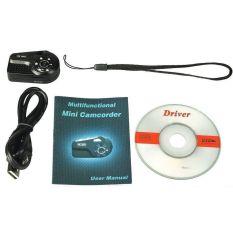 32GB HD 1080P Spy Mini Hidden Camera Thumb DVRUsbRecorderCamcorderIR Night Vision - Intl