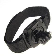 360 Degree Rotation Hand Wrist Strap Arm Belt For Gopro Hero