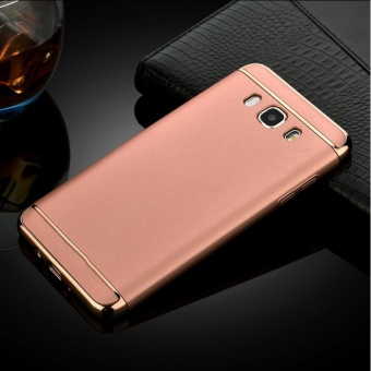 3in1 Ultra-thin Electroplated PC Back Cover Case for Samsung GalaxyJ5 J510 (2016) - intl