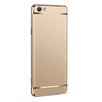3in1 Ultra-thin Electroplated PC Back Cover Case for Vivo Y55 - intl