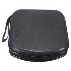 40 Disc Storage Sleeve Case (Black)