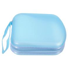 40 Disc Storage Sleeve Case (Blue) (Intl)
