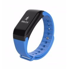 4Connect 4Fit Blood Pressure HR Multifuntion Smartband - Blue