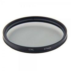 67mm CPL Ultra-thin Circular Polarizing Filter - Intl