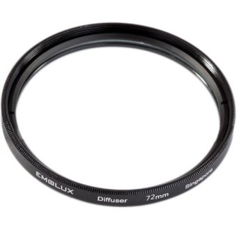 72mm Digital Soft Focus Effect Diffuser Filter For Canon Nikon
