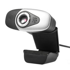 80x30x110mm USB 2.0 PC Camera Video Record HD Webcam Web Camera With MIC For Computer PC Laptop Skype MSN - Intl