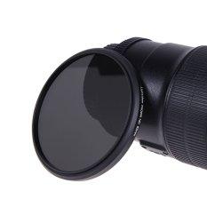 82mm Fader ND Filter Neutral Density Adjustable ND2 To ND400 For DSLR Canon