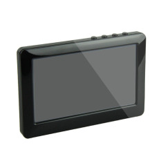 8GB 4.3 Inch TFT Screen Mp4 Mp5 Player + TV Out + Video + FM Fadio-black