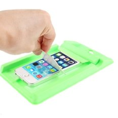 90 Seconds Of Liquid Crystal Film Machine, Support Apple / Samsung / Nokia / Sony / Blackberry And All Smart Mobile Phones Below 7 Inch(Green)