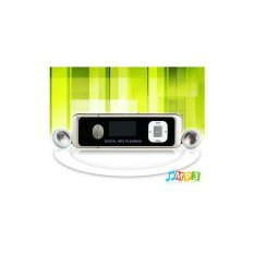 911 Screen MP3 Player 4GB USB Flash Drive Silver