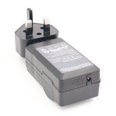 AC + CAR External NP-90 NP90 NP-90BA Battery Charger For CASIO Exilim EX-H10 EXH10 Digital Camera