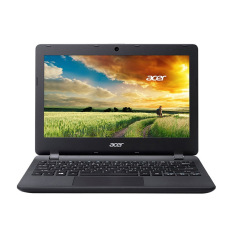"Acer Aspire ES1-132-C7NP - Intel Celeron N3350 - 2GB - 500GB - 11.6"" - Windows 10 - Hitam"