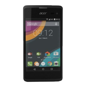 Flip Shell Flipcover Leather Case Sarung Hp Source · Acer Liquid Z520 1 .