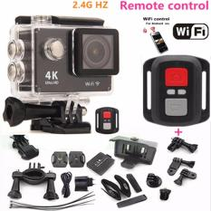 Action Sport Cam 4k Full Hd with Remote Random