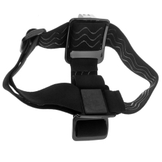 Adjustable Head Strap Head Mount Accessory For GoPro Hero 1/2 / 3/3 + / 4 (Black) (Intl)