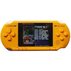 Advance Game Portable 32Bit - Orange