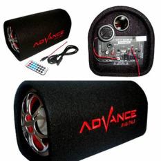 Advance Speaker Aktif T-102 KF - Hitam