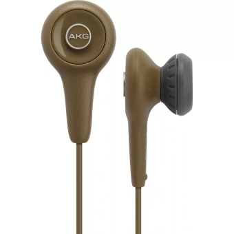 AKG Y10 In-Ear Headset (Brown)