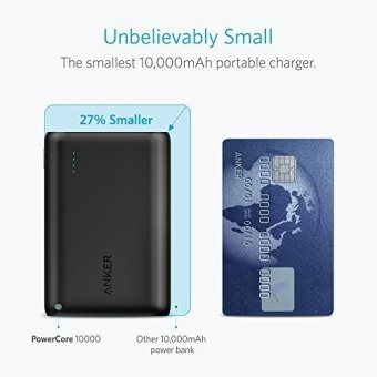 Anker PowerCore 10000 UN Original - Black