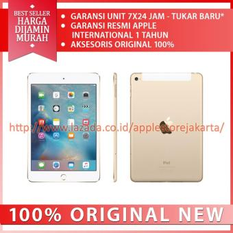 APPLE iPad Mini 4 WIFI + Cellular 32GB – Gold