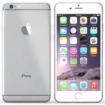 Apple iPhone 6 - 64GB - Silver