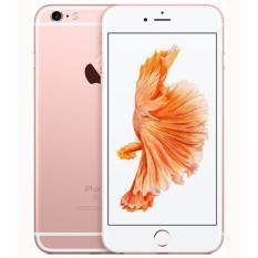 Apple iPhone 6s plus Rose - 64GB - RAM 2GB - Camera 12MP - GARANSI 2 TAHUN