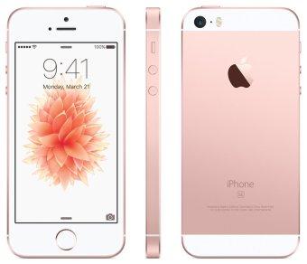 Apple iPhone SE - 16GB - Rose Gold