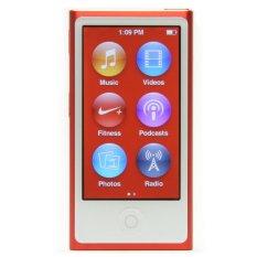 Apple IPod Nano 16GB 7th Generation - RED Edition