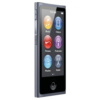 Apple IPod Nano 7th - 16GB - Abu-abu