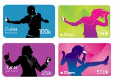 Apple iTunes Gift Card Rp.150.000