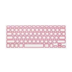 Apple Mac-book Air / Mac-book Pro Keyboard Protector 17 Inch (Box Powder) (Intl)