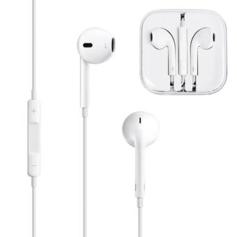 Apple Original Headset iPhone 5/5C/5S - Putih