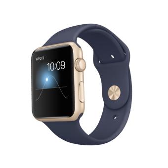 Apple Watch Gold Sport 42mm Aluminum Case