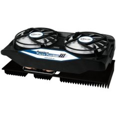ARCTIC Accelero Twin Turbo III Graphics Card Cooler With Backside Cooler For Efficient RAM VRM Cooling And VGA Cooler DCACOV820001GBA01