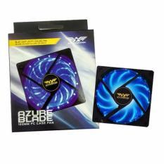 Armaggeddon Azure Blade Fan Casing 12cm Blue Led