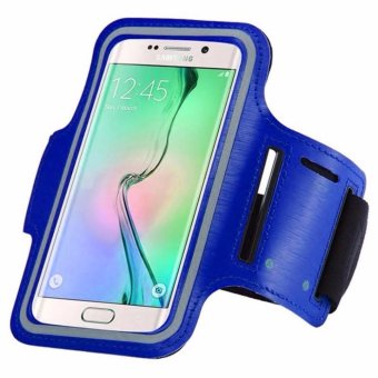 Armband for Oppo A37 - Biru